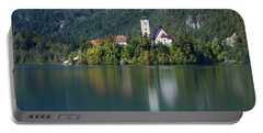 Bled Island Portable Battery Charger