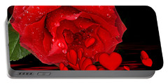 Bleeding Love Portable Battery Charger