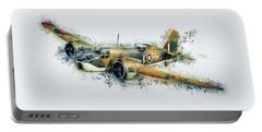 Blenheim Bomber Portable Battery Charger