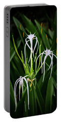 Blooming Poetry 4 Portable Battery Charger