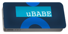 Blue Babe Portable Battery Charger