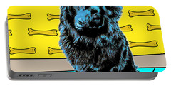 Blue Dog Portable Battery Charger
