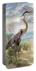 Blue Heron Right Portable Battery Charger