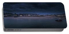 Blue Hour - St Ives Cornwall Portable Battery Charger