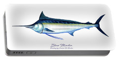 Blue Marlin Portable Battery Charger