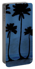 Blue - Night - Beach Portable Battery Charger