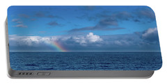 Blue Rainbow Horizon Portable Battery Charger