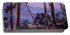 Blue Ridge Bears Portable Battery Charger