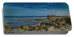 Blue Skies In Kennebunkport Portable Battery Charger