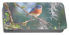Bluebird In Dixie  Portable Battery Charger