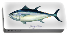 Bluefin Tuna Portable Battery Charger