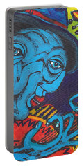 Blues Dude Portable Battery Charger