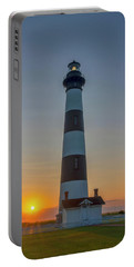 Bodie Island, Sunrise, Obx Portable Battery Charger