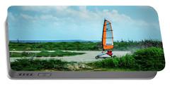 Bonaire Land Sailor  Portable Battery Charger