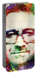 Bono Colorful Watercolor Portable Battery Charger