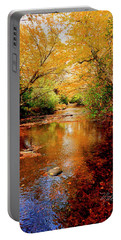 Boone Fork Stream Portable Battery Charger