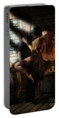 Bootleggers Daughter Portable Battery Charger