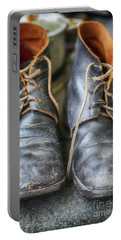 Boots Of Company H Portable Battery Charger