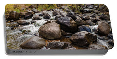 Boulders In Creek Portable Battery Charger