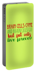 Brain Cells Portable Battery Charger