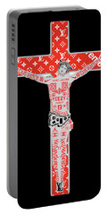 Brand Crucifix  Portable Battery Charger