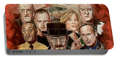 Breaking Bad Family Portrait Portable Battery Charger