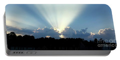 Breathtaking Sky Portable Battery Charger