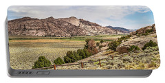 Breathtaking Wyoming Scenery Portable Battery Charger