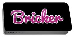 Bricker #bricker Portable Battery Charger