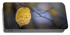 Bright Fall Leaf 1 Portable Battery Charger
