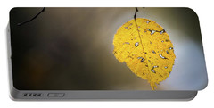 Bright Fall Leaf 7 Portable Battery Charger