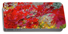 Brilliant Fall Color Portable Battery Charger