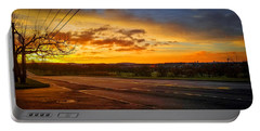 Broadway Sunrise Portable Battery Charger