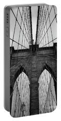 Brooklyn Bridge Wall Art Portable Battery Charger