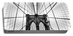 Brooklyn Bridge Web Portable Battery Charger