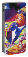 Brother Ray Charles Portable Battery Charger