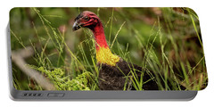 Brush Turkey Portable Battery Charger