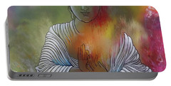 Buddha Enlightenment Portable Battery Charger
