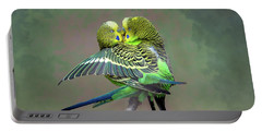 Budgie Love Portable Battery Charger
