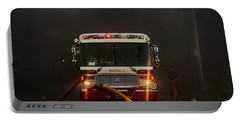 Buffalo Fire Dept Engine 1 Portable Battery Charger
