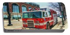 Buffalo Fire Dept Haz1mat Portable Battery Charger
