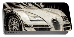 Bugatti Legend - Veyron Special Edition -0844scl2 Portable Battery Charger
