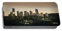 Burnaby Dusk Portable Battery Charger