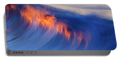 Burning Wave Portable Battery Charger