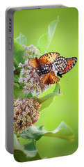 Butterfly Buffet II Portable Battery Charger