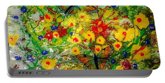 Butterfly Delight Portable Battery Charger