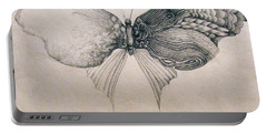 Butterfly For Jeffrey Portable Battery Charger