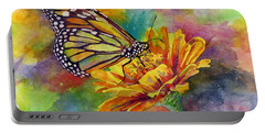Butterfly Kiss Portable Battery Charger