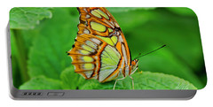 Butterfly Leaf Portable Battery Charger