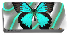 Butterfly Patterns 23 Portable Battery Charger